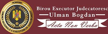 Executor Judecătoresc Ulman Bogdan